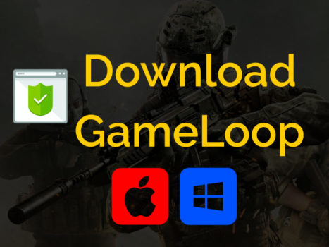 GameLoop For Windows 10 PC download